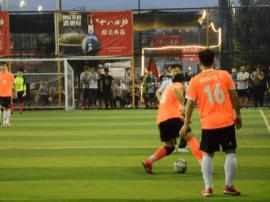 京津冀足球超级联赛唐山赛区比赛落幕