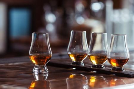 品威士忌很难吗?一张图就明白