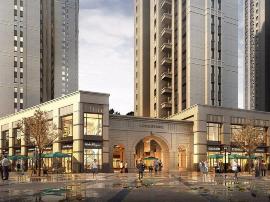 隆基泰和紫金府坐享双地铁 天津未来城市新中心