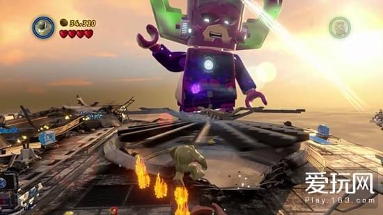 游戏史上的今天:童趣至上《乐高漫威超级英雄》