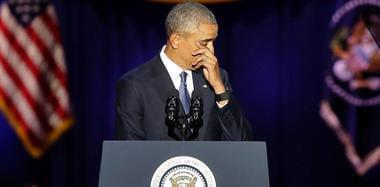 看客特刊:八年白宫路 奥巴马时代落幕