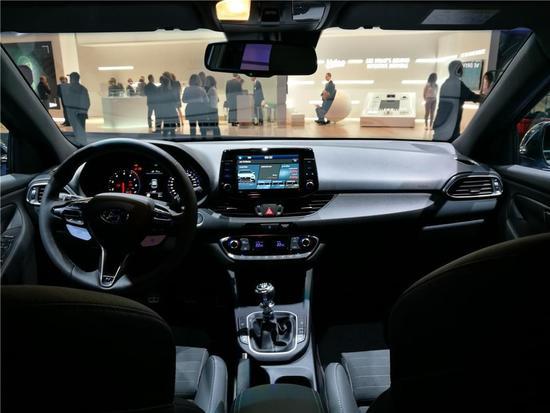 竞品锁定GTI 现代i30 N法兰克福车展首发