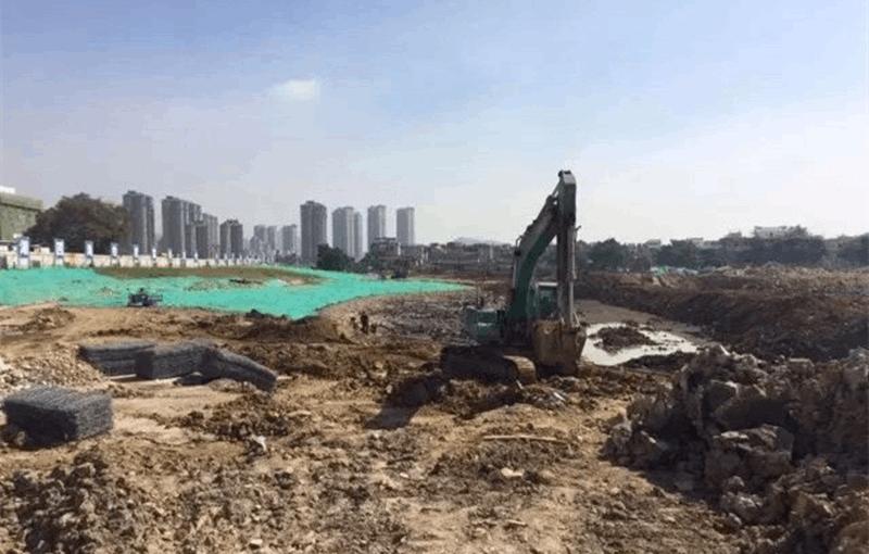 漳州又有一湖 湖体已成型!看看在哪…