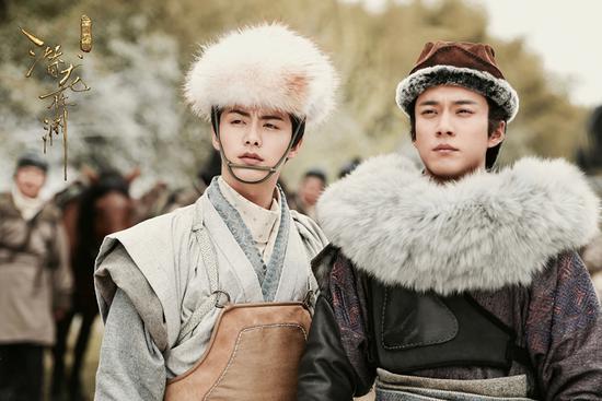 《三国机密》今晚开播 马天宇韩东君掀青春三国