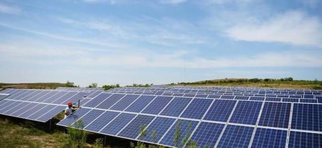 张家口奥运迎宾光伏廊道每年可发电2.5亿度