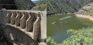 官员违建水电站 强迫村民搬迁淹没村庄