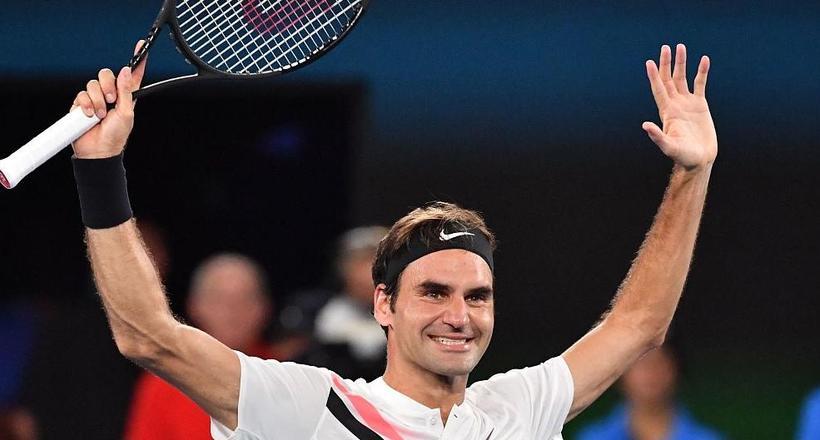 玩心跳!费德勒眼中含泪 惊险卫冕澳网冠军