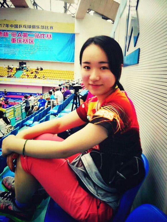 又一日本女乒主力来中国打球 亮相甲A秀流利中文