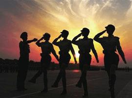 山东女兵征集11555人网上报名 初选淘汰率70%