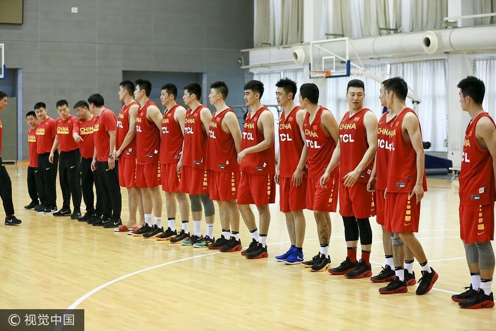 杜锋:国家队打造亚洲技术风格 希望发掘有潜质球员