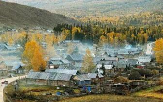 新疆最美的六大古村落 梦幻般美丽 胜似仙境!