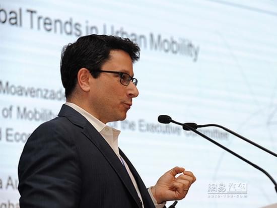 Moavenzadeh:交通出行业在中国有大量机会