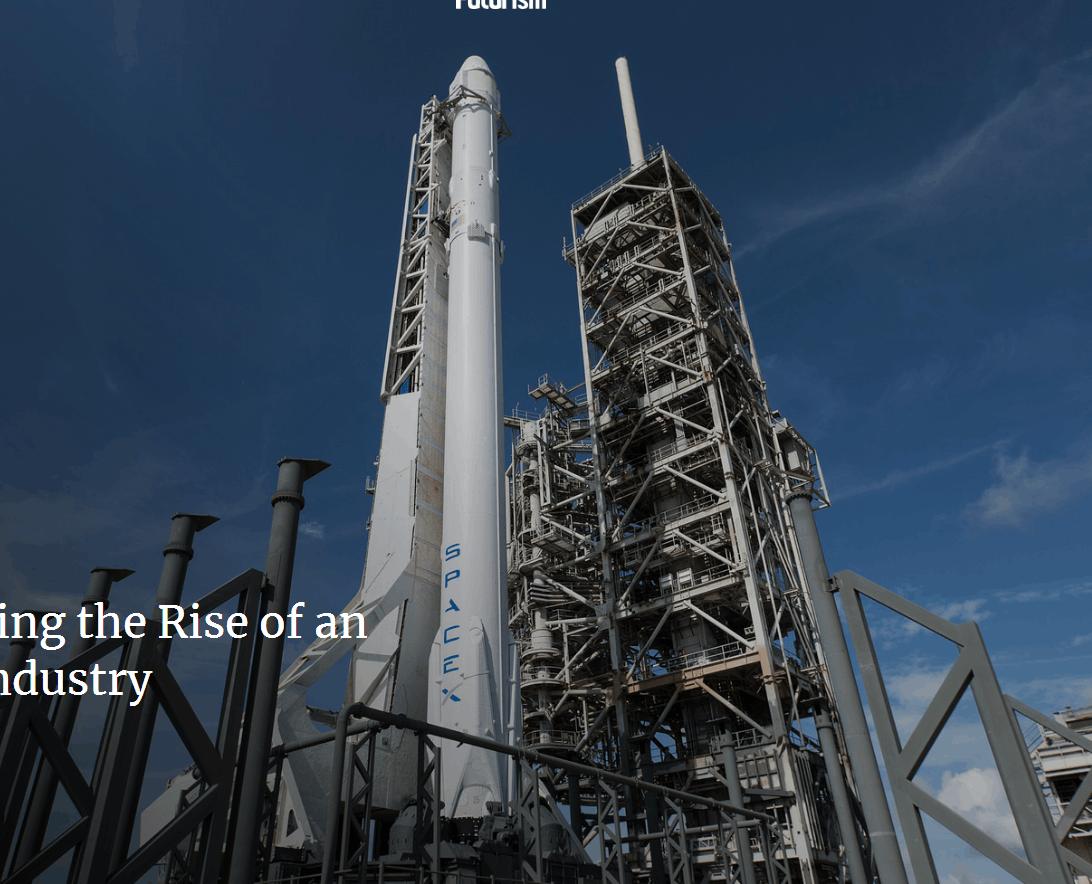 领袖还是垄断者?私营太空产业标准将由SpaceX制定