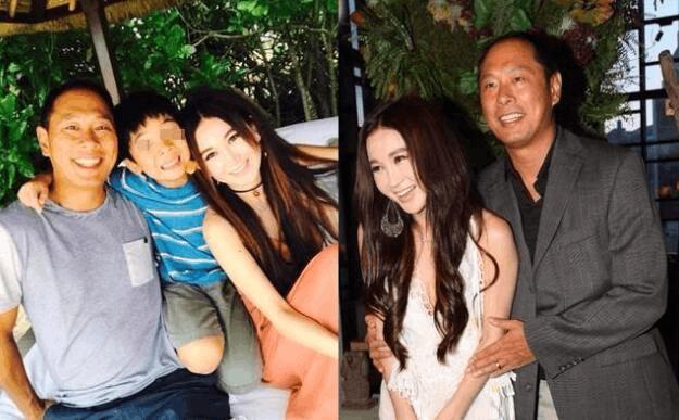 温碧霞被曝17年婚姻陷危机 与富商老公分居4个月