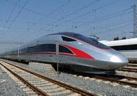 """""""复兴号""""今日在京沪高铁提速:按时速350公里运"""