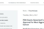 FDA批准新疗法 延长胶质母细胞瘤患者生命