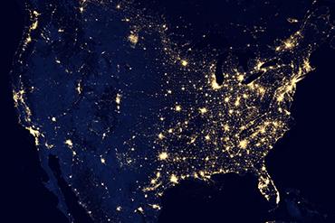 你有多久没见过星星了?光污染的危害远比现象中大