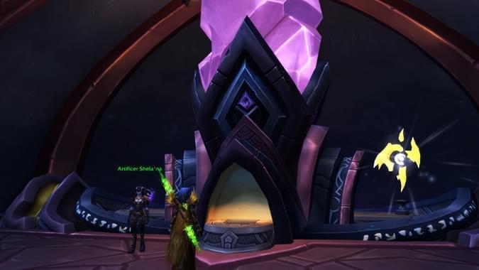 魔兽7.3蓝贴:对虚空之光熔炉的最终调整