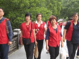 惠州志愿服务组织参与文明创建 可获补助!