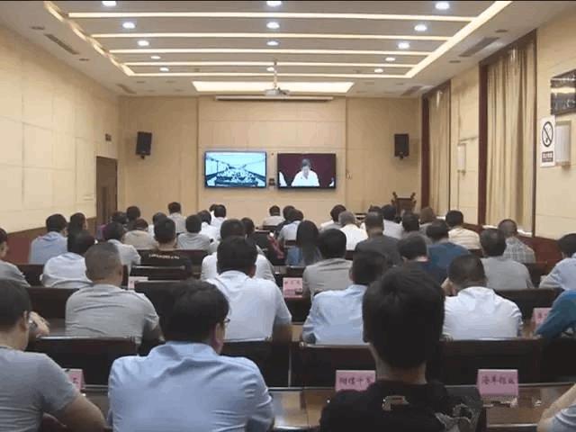 永济 山西省优化营商环境电视电话会议召开