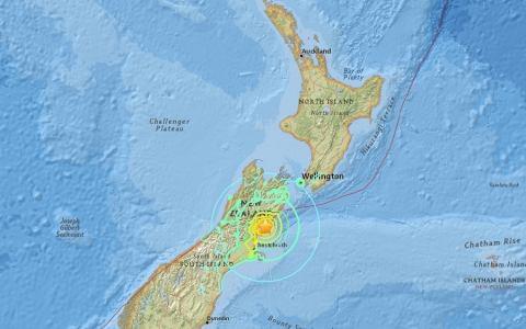 新西兰地震为什么和我们熟悉的惨烈地震不太一样