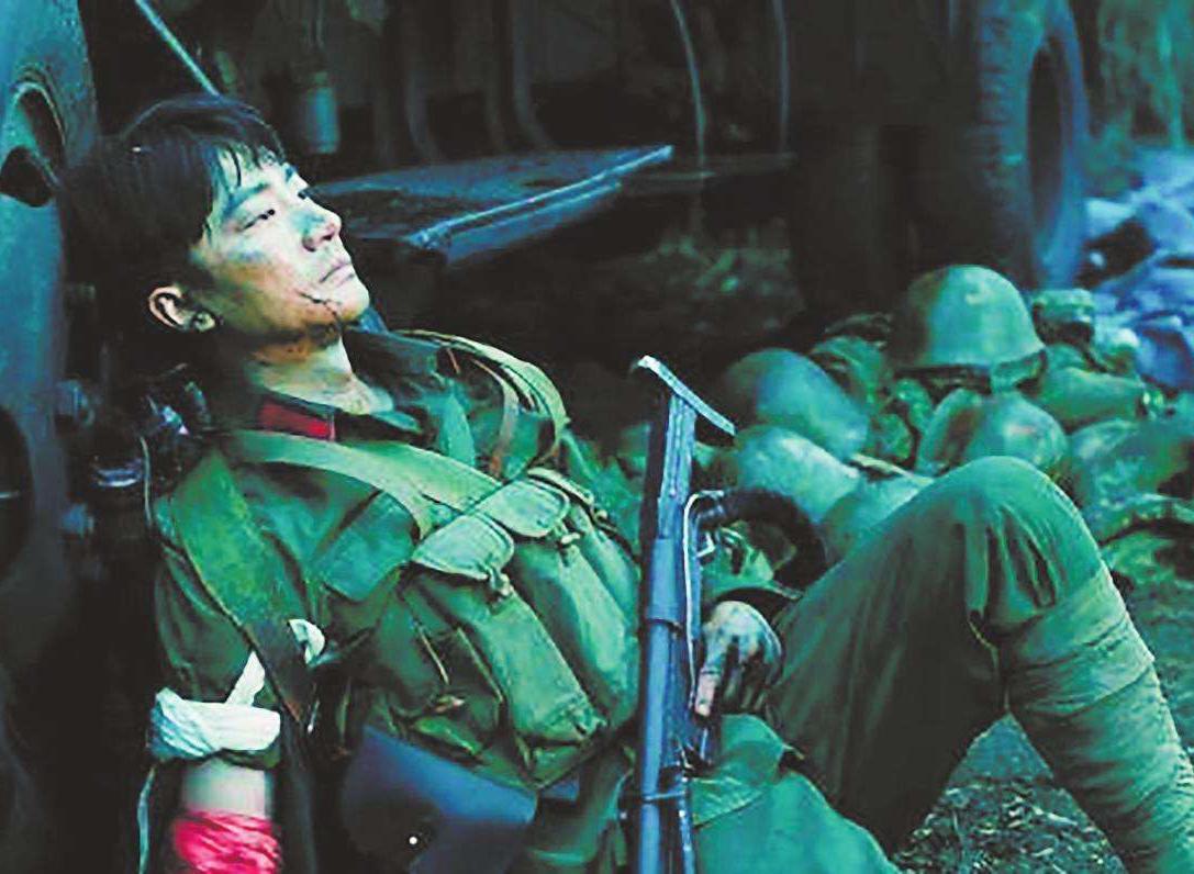 电影《芳华》的男主参加了这场战争