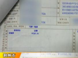 荆州破获虚开增值税专用发票案 涉案额达12.17亿