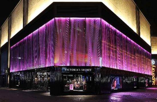 维多利亚的秘密揭幕北京首家全品类门店