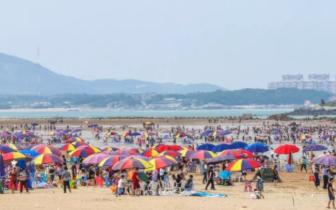 """平潭""""五一""""旅游收入近2亿 接待游客超26万人次"""