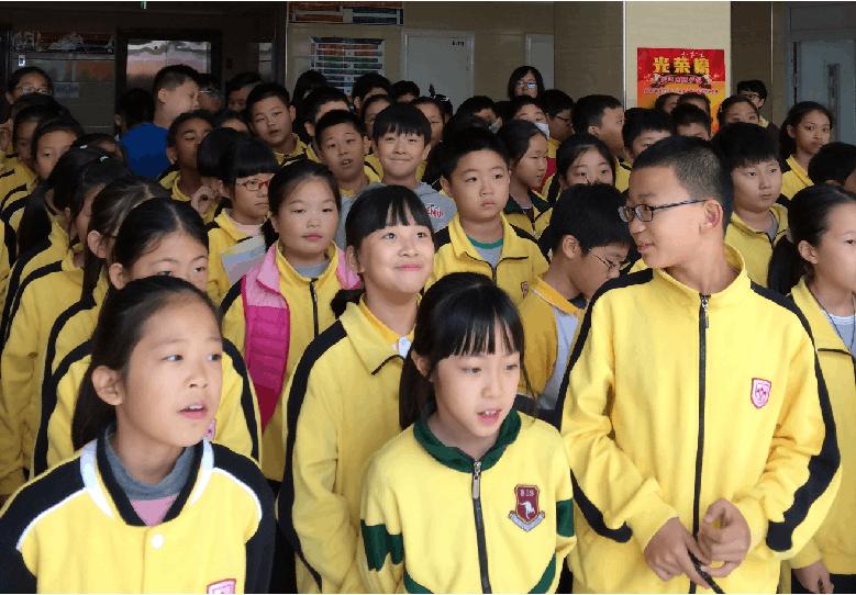 引经据典妙语连珠 看国际学校学生如何学成语