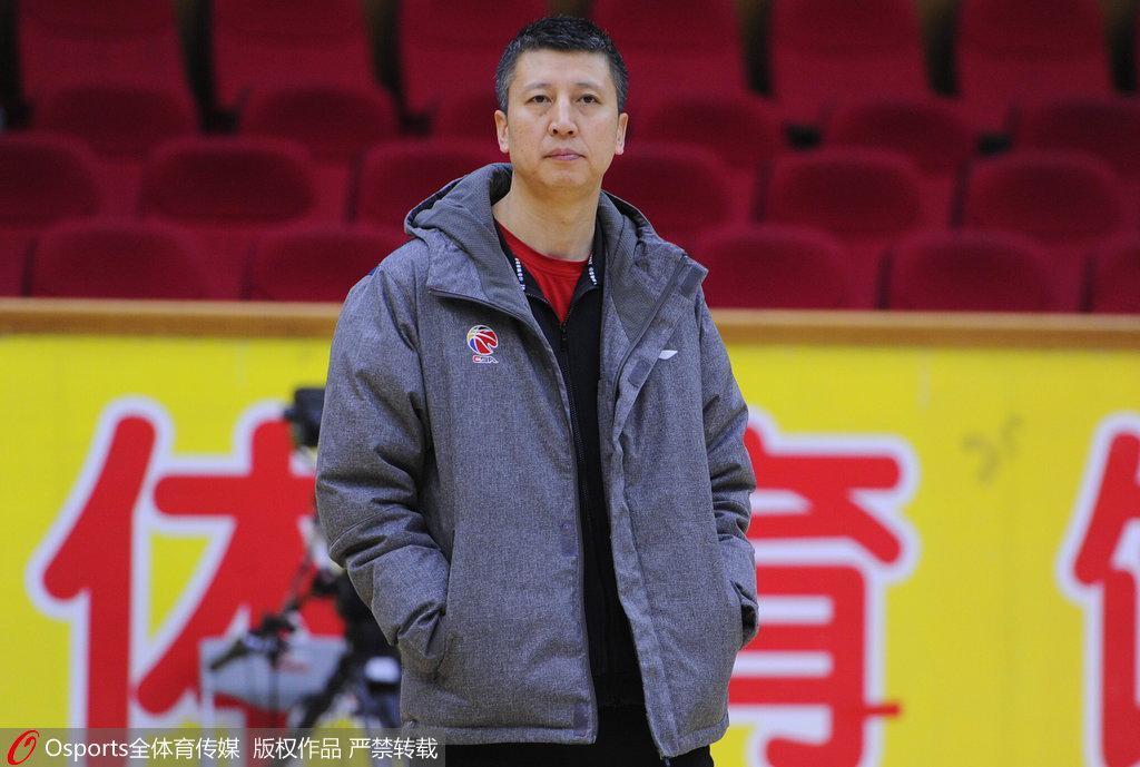 郭士强:有准备应对苏若禹复出 队员不会有丝毫放松