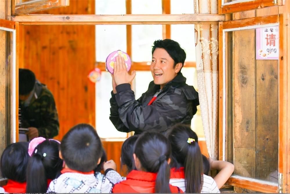 蔡国庆:音乐救赎了孩子 孩子救赎了我