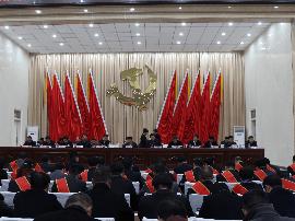 汝南县公安局十九大稳定安全信访工作受到汝南县委县政府表彰