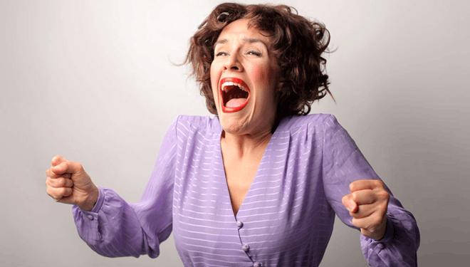 女性闹情绪 惹来一身病