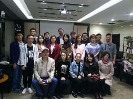 """沧州""""红娘""""举办青春联谊 义务为单身青年牵线"""