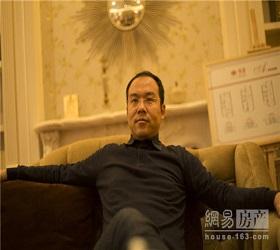 鼎峰集团区域营销副总经理 张奕龙