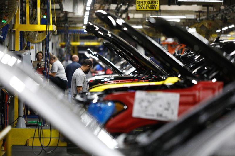 特朗普力推制造业回归 美汽车业就业人数却下滑