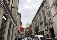 金吉列留学出访中国银行伦敦分行 | 英国发现之旅