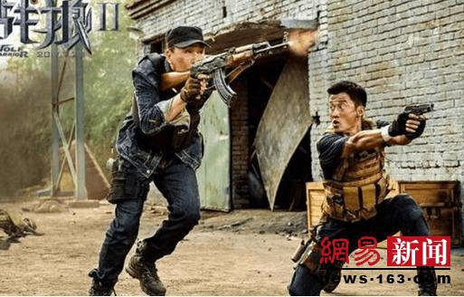 惊不惊喜 意不意外 《战狼2》抄袭《弹痕》?