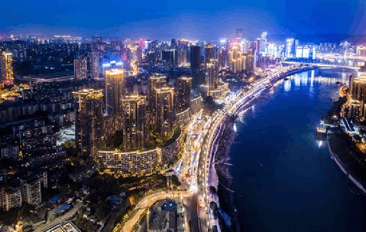 龙湖春森彼岸全新凌江公馆 定义更好的滨江生活