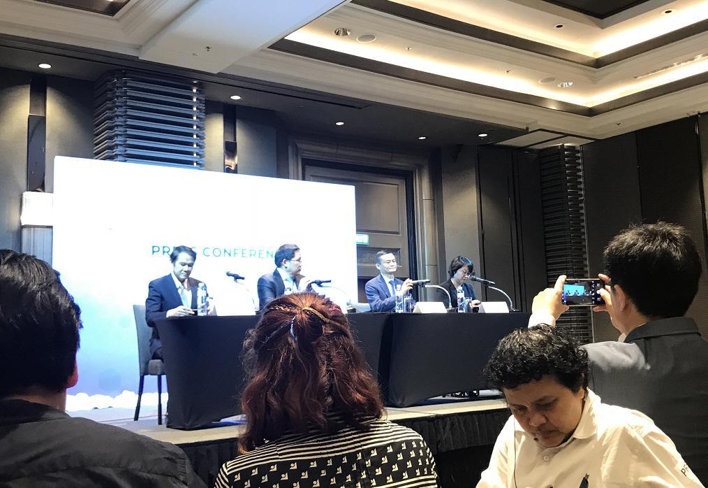 与泰国签署四大协定 马云:全球化应让中小企业受益