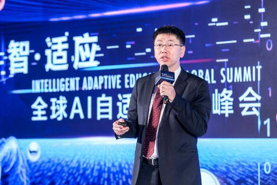 前Knewton亚太区技术负责人Richard Tong