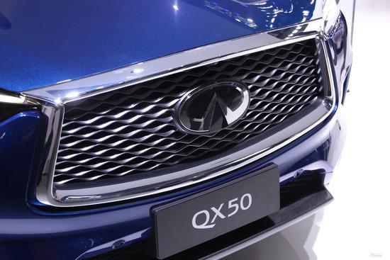 原汁原味 东风英菲尼迪全新一代QX50首发