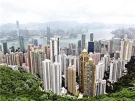 香港财政司司长:香港楼市危险 易出现回调
