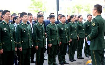 """三门峡百余名消防控制室人员实地学习""""防火术"""""""
