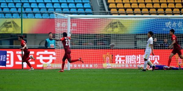 拉维奇梅开二度献绝杀 华夏3-2贵州迎首胜