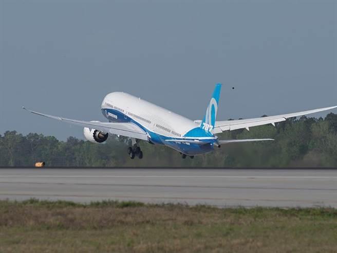 波音787-10