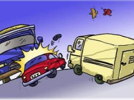 永济:交通事故受伤害 法院调解终获偿