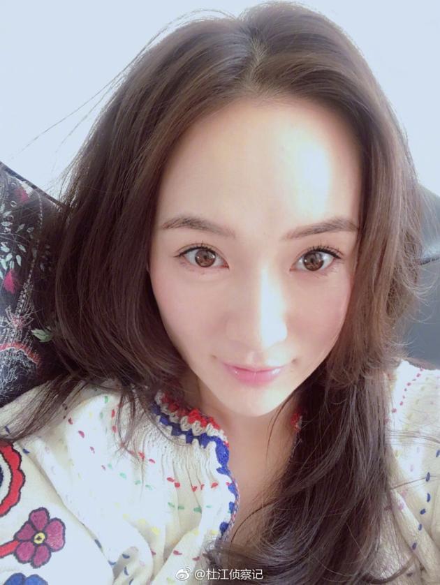 杜江不能陪老婆过生日写诗示爱 霍思燕甜蜜回应