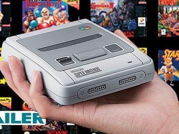 任天堂:大幅提高产能 迷你SNES供货充足
